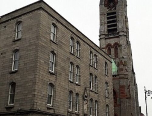 St John Priory, Thomas Street, Dublin 8